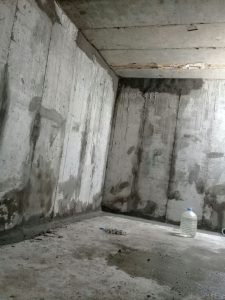 لياسة ومعالجة الاماكن الضعيفة فى الخزانات بجدة